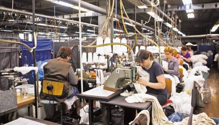 Civil kërkon ndalesë të tërësishme për punë në industrinë e tekstilit në Shtip