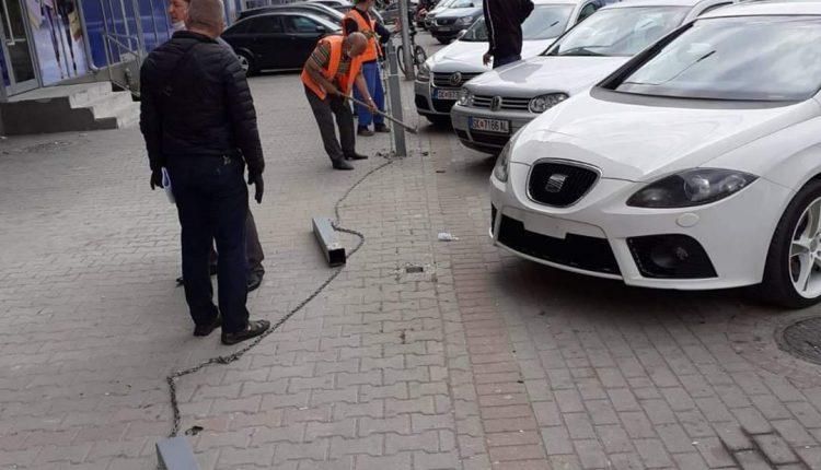 Komuna Çair: Hapësira publike nuk guxon të uzurpohet