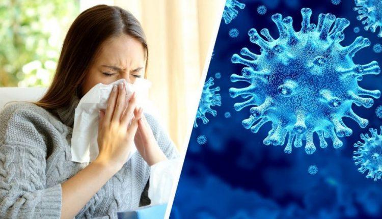Dallimi mes alergjive dhe koronavirusit, mjekët: Temperatura, simptoma kryesore për virusin