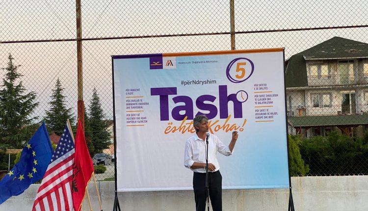 ASH: Hapja e Shtabit Çerkez-Kumanovë
