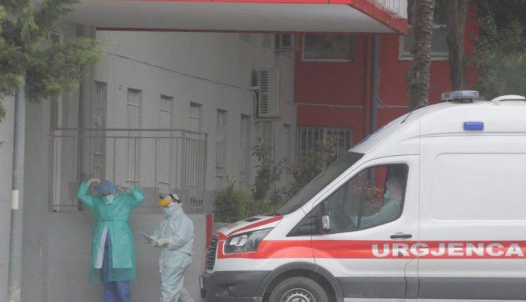 Humb jetën një pacient te Infektivi, koronavirusi prek 21 persona gjatë 24 orëve të fundit në Shqipëri