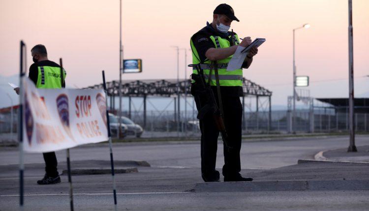 Është e mundur vendosja e karantinës në disa komuna të Maqedonisë së Veriut (VIDEO)