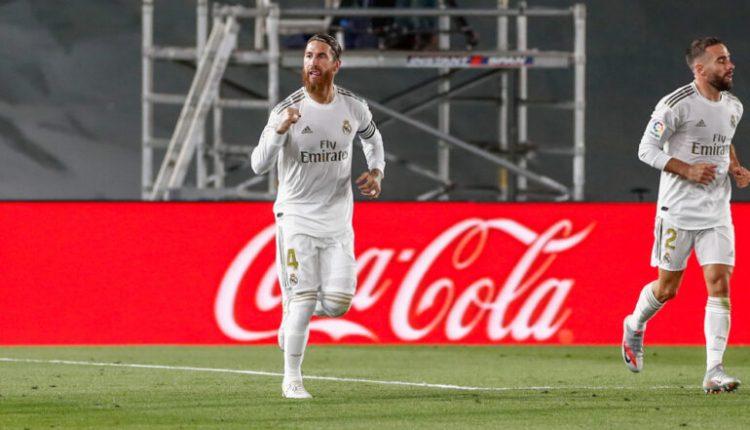 Reali i falet Ramosit, kapiteni ua siguron madrilenëve tri pikët (VIDEO)