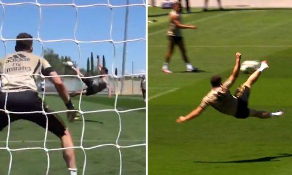 Reagimi i shokëve tregon se çfarë goli mbresëlënës ka shënuar Luka (VIDEO)