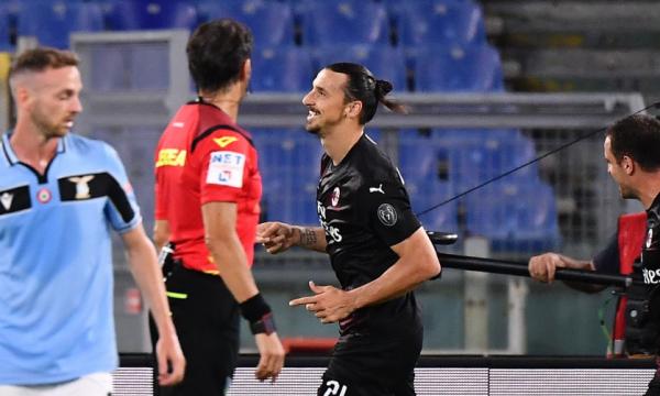 """Milani i jep dorën """"armikut"""" Juventus, mposht me lehtësi Lazion"""
