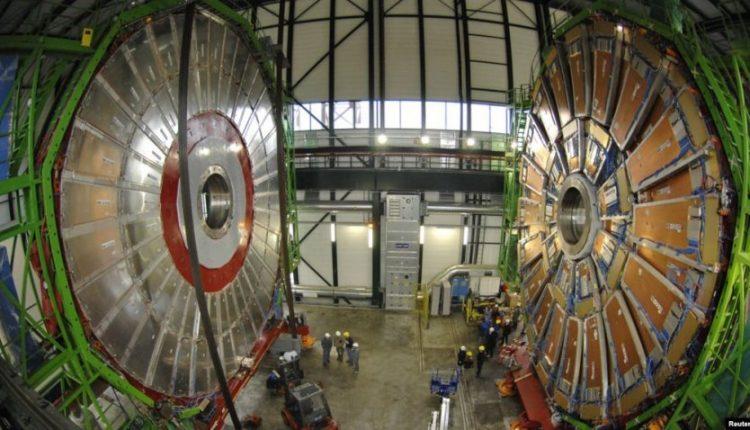 Makineri gjigande në kërkim të copëzave më të vogla të universit