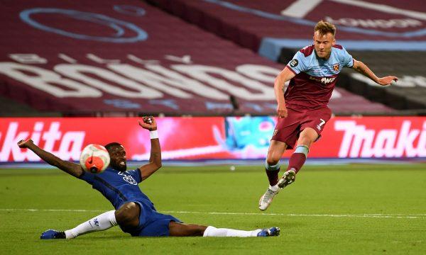 West Hami e mposht Chelsean, i rrit shpresat për mbijetesën në Premierligë
