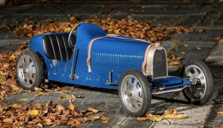 """""""Bebja"""" e Bugattit në vlerë prej 30.000 eurosh (VIDEO)"""