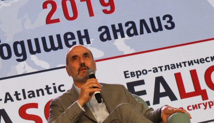 Cvetanov: Sofja mbetet pas Athinës në marrëdhëniet me Shkupin