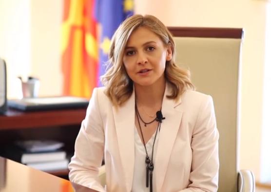 Angelovska: Janë pranuar rreth 5.000 ankesa për kartelat pagesore vendore nga kategoria Të rinj