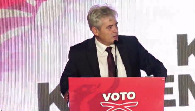 Ahmeti: Do të përshpejtojmë anëtarësimin në BE