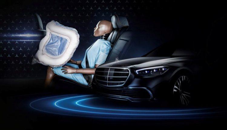 Për herë të parë në histori, Mercedes S-Class ofron mbrojtje në karriget e pasme