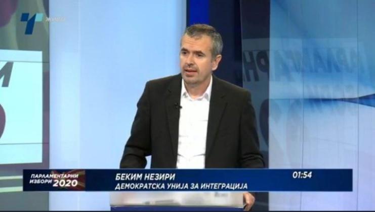 Bekim Neziri në Telma: Prioritetet e BDI në zonë 3, infrastruktura për të bërë një jetë më të mirë për qytetarët