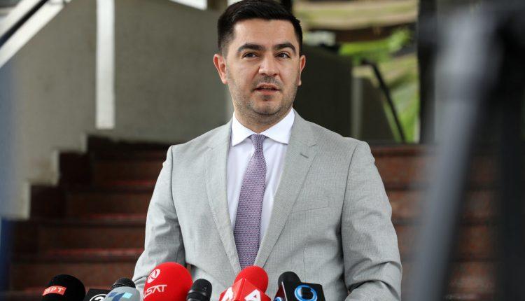Ekskluzive/ Kreshnik Bekteshi për kryetar komune në Kërçovë