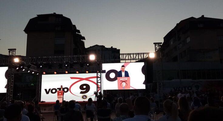 Faton Ahmeti: Brenda këtyre 18 viteve të funksionimit BDI arriti të ndërrojë sistemin politik