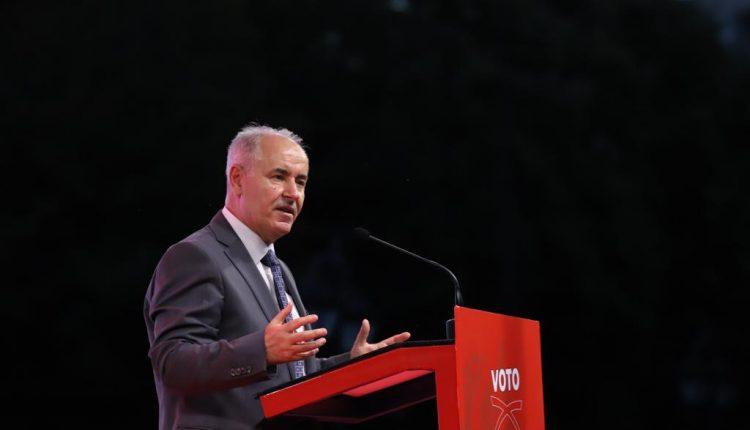Ziberi: Rrethoni 9 për kryeministrin shqiptar