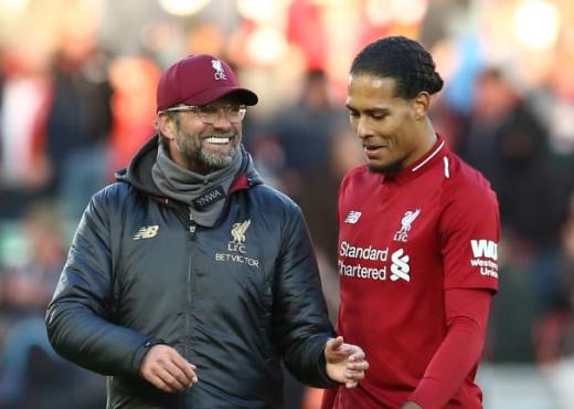 Klopp ka qenë arsyeja pse Van Dijk zgjodhi Liverpoolin