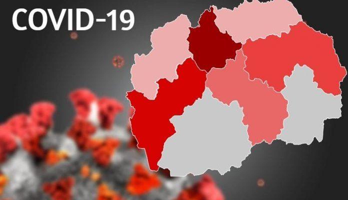 Të dhënat e fundit, ja sa është numri i të infektuarve sot në Maqedoninë e Veriut!