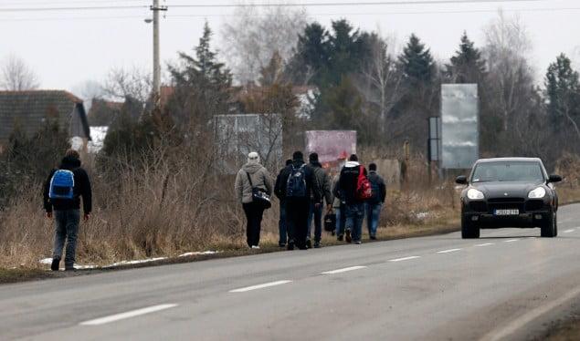 Kapen 28 emigrantë në Llojan dhe Vaksincë, arrestohen tre persona
