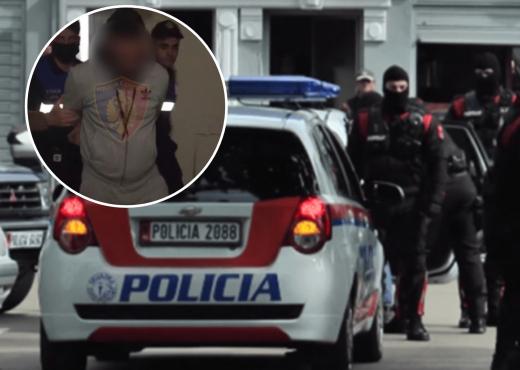 Policia kap 53 kg kanabis, dy në pranga dhe një në kërkim