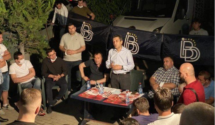 """Izet Mexhiti nga Studeniçani: Mbështetni BDI për të u ballafaquar me LSDM dhe VMRO për """"Kryeministrin e parë Shqiptar"""""""