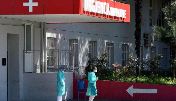 Për herë të parë në Shqipëri numër treshifror i të infektuarve të rinj me Kovid-19