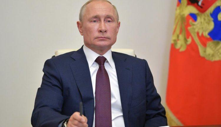 Putin: Numri i rasteve të vdekjes nga Kovid-19 në Rusi është më i vogël se në vendet tjera