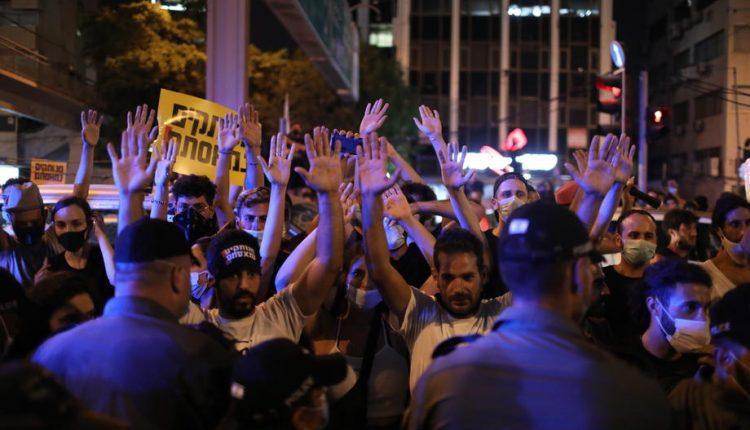 Në Jerusalem protestë dhe përleshje me policinë për shkak të masave për karantinë