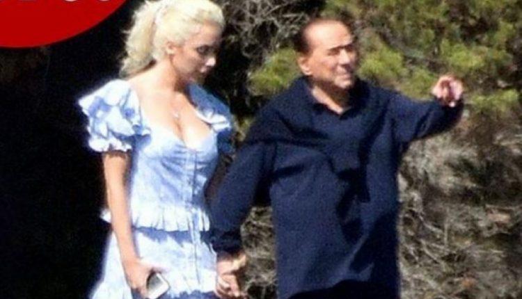 Silvio Berlusconi kapet me një të dashur të re, kjo nuk mbaron me kaq