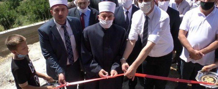 Lëshohet në përdorim xhamia në Gorjan