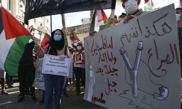 Palestinezët refuzojnë marrëveshjen mes Izraelit dhe Emirateve të Bashkuara Arabe