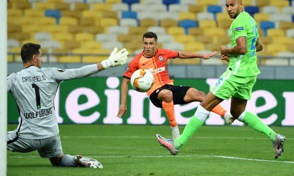 Copenhagen dhe Shakhtar Donetsk dy çerekfinalistët e parë në Ligën e Evropës