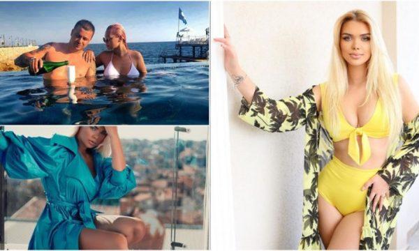 Eni Koçi dhe Genc Prelvukaj harrojnë krizën në çift, planifikojnë ceremoni dasme VIP në privatësi
