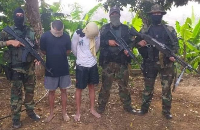 Burgosen dy ish-ushtarë amerikanë për grusht shtetin e dështuar në Venezuelë