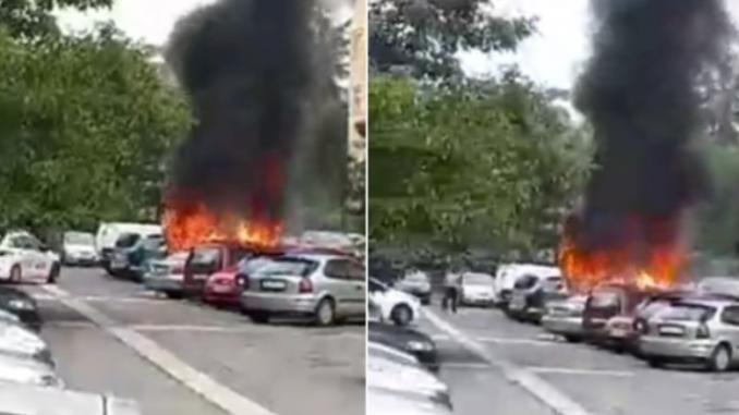 MPB jep detaje rreth djegies së makinave në Lisiçe