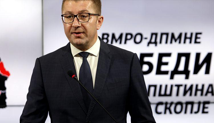 Mickoski: VMRO-DPMNE ka politika të qarta dhe konkrete, të cilat do ta orientojnë Maqedoninë në rrugën e duhur