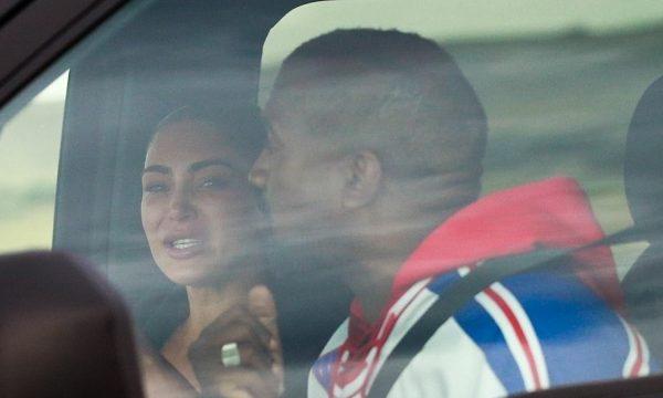 Martesa e Kim në krizë, ajo shfaqet e nervozuar pas një takimi