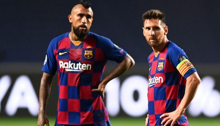 Kjo është hera e fundit kur Barcelona ka pranuar tetë gola brenda një ndeshje