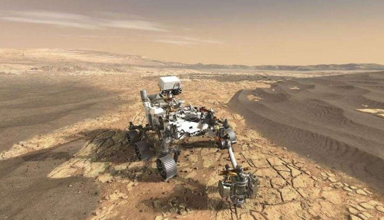 NASA lëshon robotët në Mars