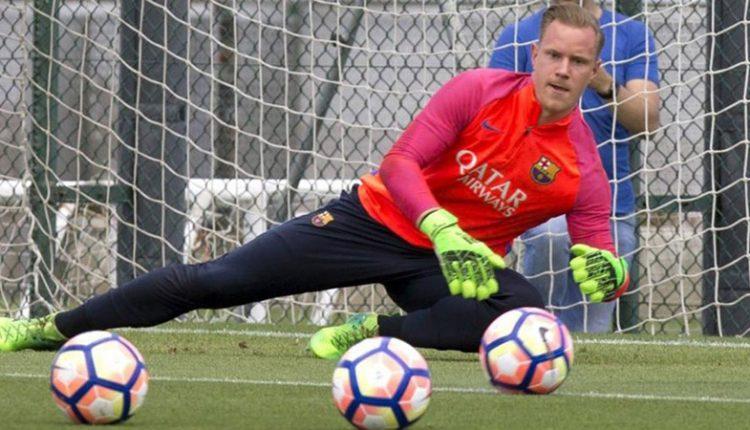Ter Shtegen do ta vazhdojë kontratën me Barcelonën deri në vitin 2025