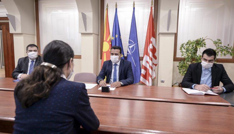 Takim Zaev-Holshtajn: LSDM po zhvillon bisedime serioze për formimin e qeverisë