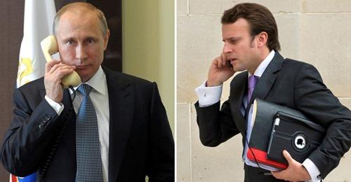 U nominua për Nobel, Putin telefonoi sot Macronin dhe i tha se Navalny helmoi veten me Noviçok