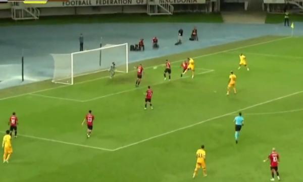Tottenham shënon golin e tretë Shkëndijës (VIDEO)