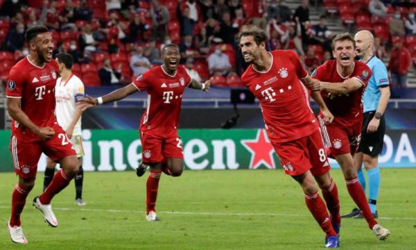 Bayerni kampion i Superkupës së Evropës (VIDEO)