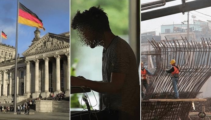 Gjermania nuk ishte ashtu siç të tjerët thonin: 26-vjeçari shqiptar ka diçka për të thënë