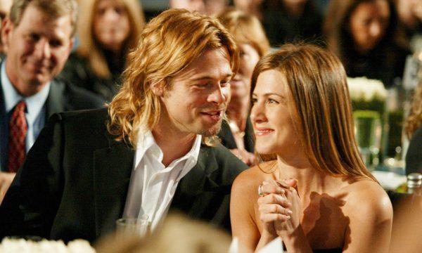 Ribashkohen pas shumë vjetësh Jennifer Aniston dhe Brad Pitt