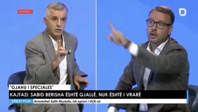 """'Argat i Serbisë"""", """"Mos fol"""", – Klinaku përplaset keq me Kajtazin live në debat (VIDEO)"""