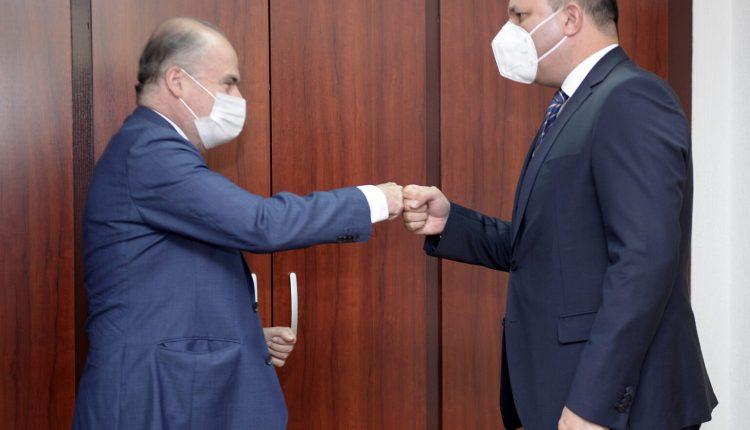 Spasovski – Lorenco Sera: Shkupi dhe Madridi kanë bashkëpunim të shkëlqyeshëm në luftën kundër krimit të organizuar