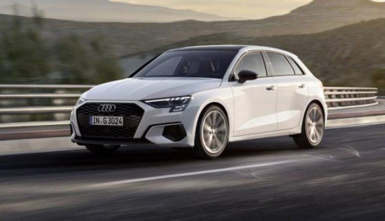 Audi prezanton A3 Sportback 30 G-Tron