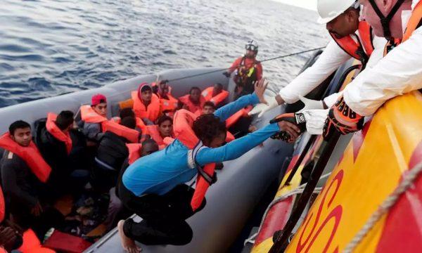Shpëtohen 114 emigrantë në Mesdhe